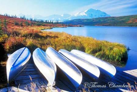 Wonder Lake Canoes
