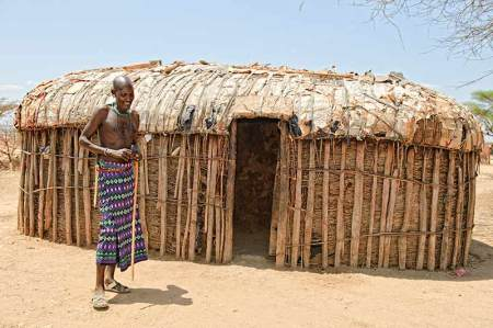 Samburu Chief's Hut