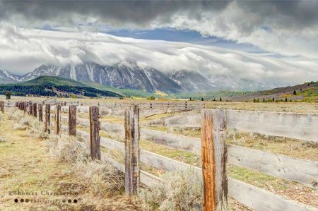 Centennial Mountain Storm