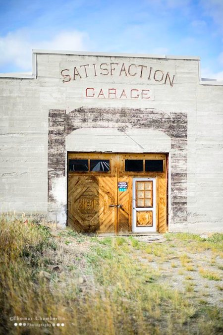 The Satisfaction Garage